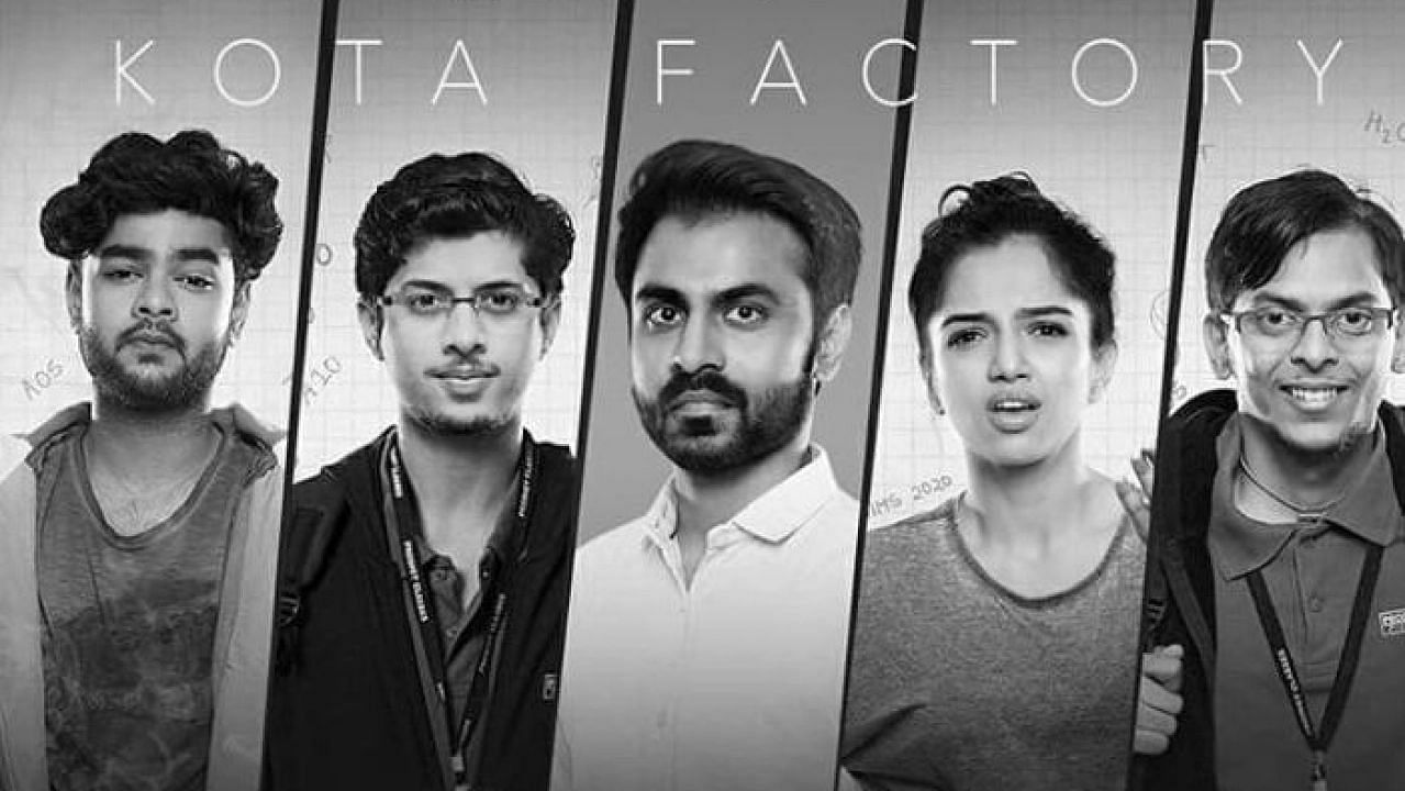 10 Motivational Dialogue's from Black & White Masterpiece: Kota Factory – The initial team
