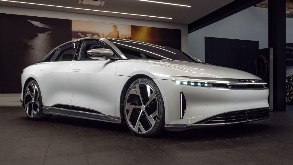 lucid air fastest charging car2