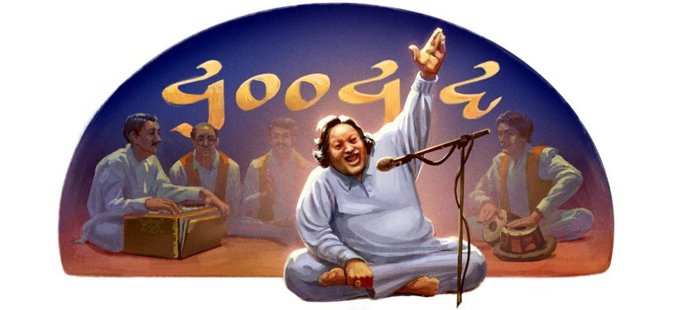 nusrat fateh ali khans 67th birthday