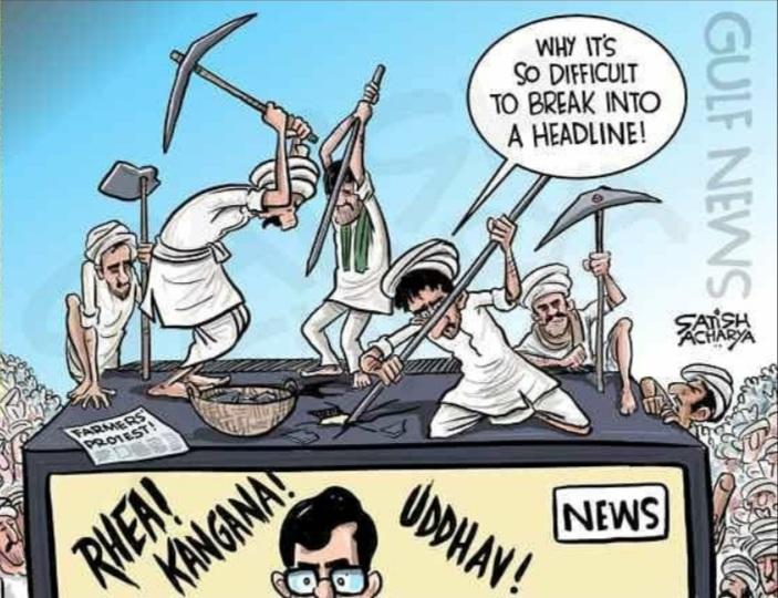 political cartoon 2