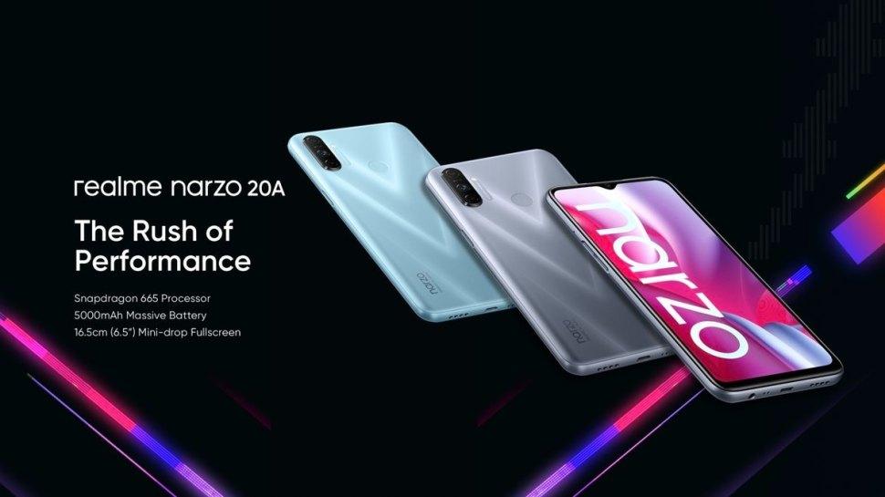 realme narzo 20 narzo 20a narzo 20 pro launched in india price ...