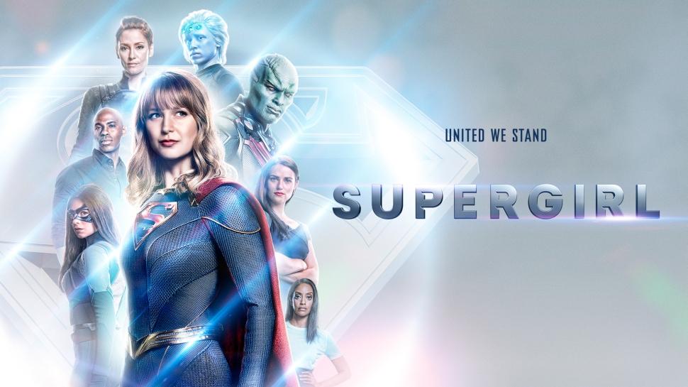 supergirl season 5 wallpaper hd tv series 4k wallpapers images ...