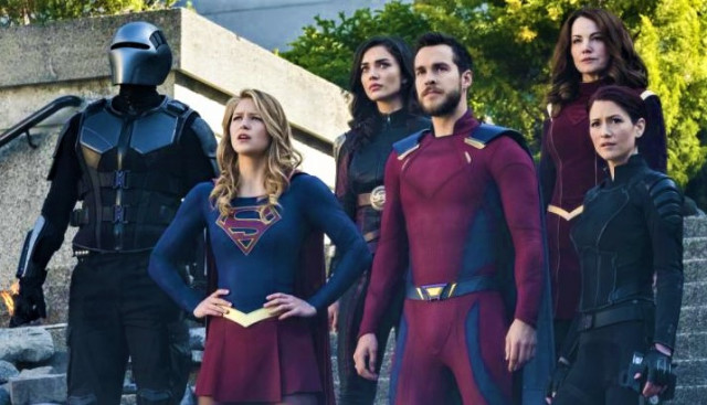 supergirl the secret files of kara danvers borg