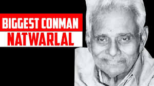 the great natwarlal