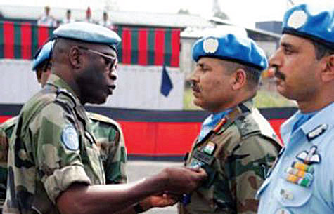 united nations peace keeping
