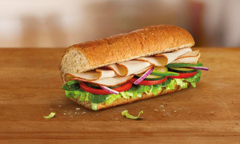 is subways sandwich bread not real bread