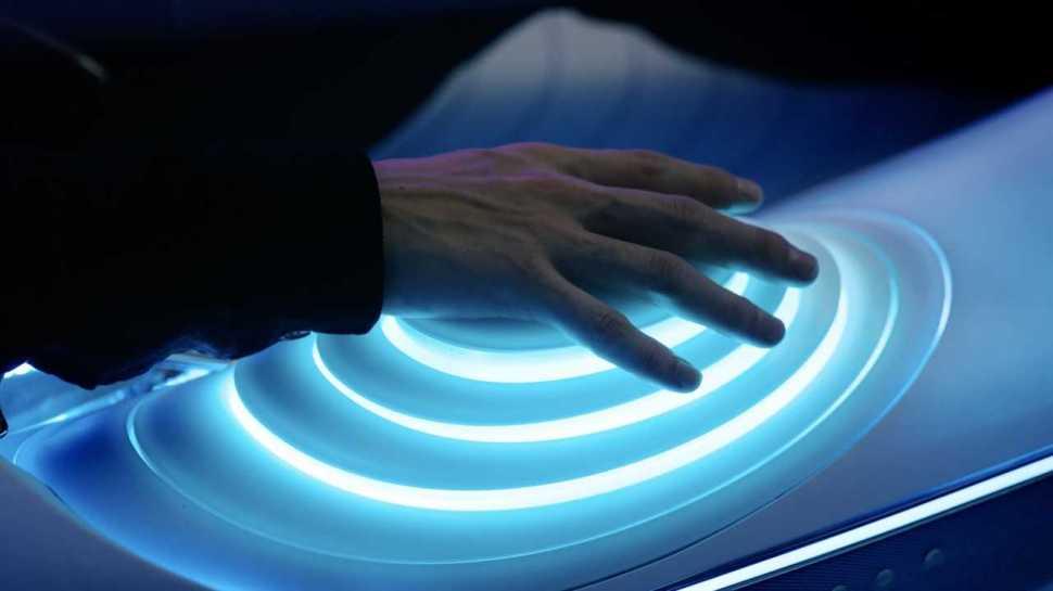 mercedes benz vision avtr concept 4612495