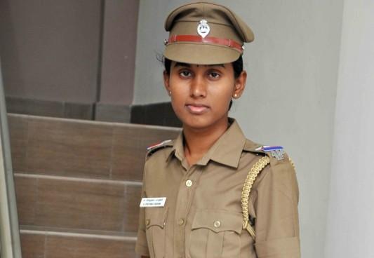 prithika yashini police tamil nadu india