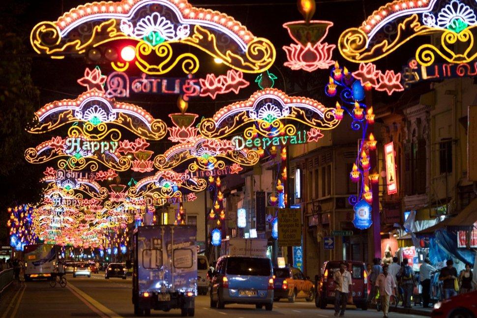 singapore deepavali the festival of lights