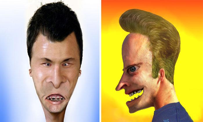 realistic cartoon characters 3d real life 40
